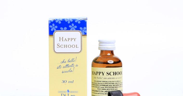 HAPPY SCHOOL …Che bello! Sto attento a scuola!