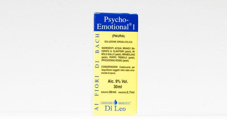 PSYCHO-EMOTIONAL 1 PAURA