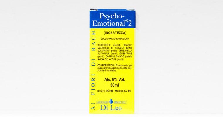 PSYCHO-EMOTIONAL 2 INCERTEZZA