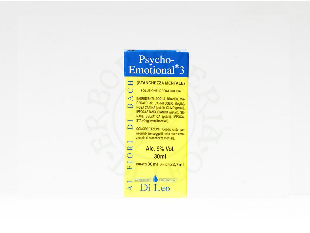 PSYCHO-EMOTIONAL 3 STANCHEZZA