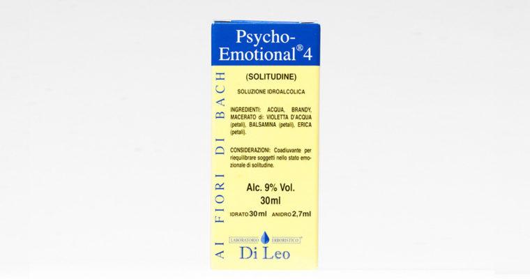 PSYCHO-EMOTIONAL 4 SOLITUDINE