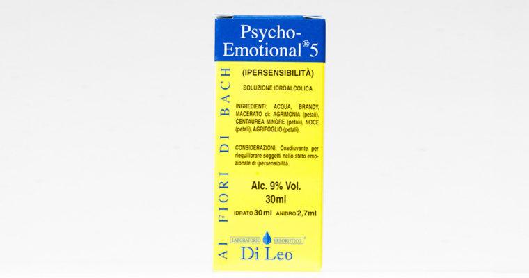 PSYCHO-EMOTIONAL 5 IPERSENSIBILITA'