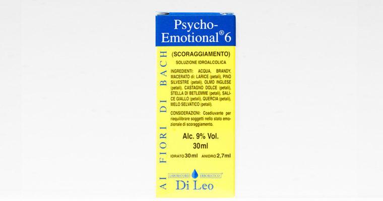 PSYCHO-EMOTIONAL 6 SCORAGGIAMENTO